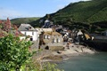 The picturesque Port Isaac
