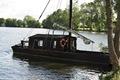 A Cher 'la toue' boat