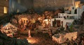 Nuestra Senora del Loreta nativity scene