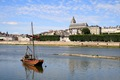 La Loire and Blois cathedral
