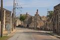 Oradour-sur-Glane street