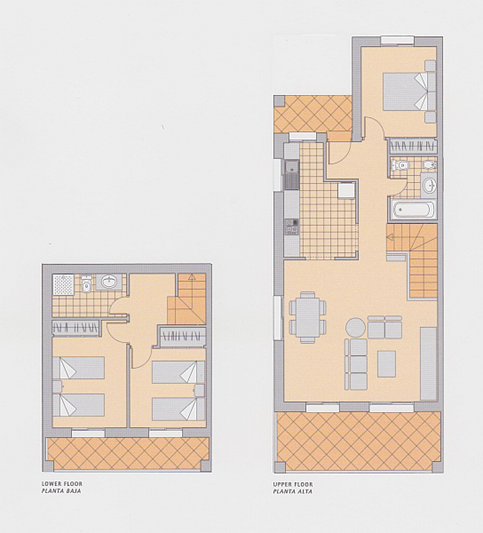 Casa Floor Plan